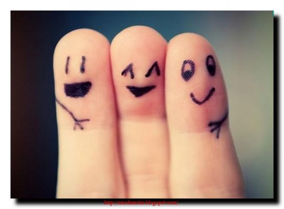 De l'amitié...