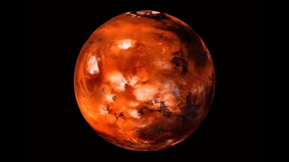 Une vie sur Mars?