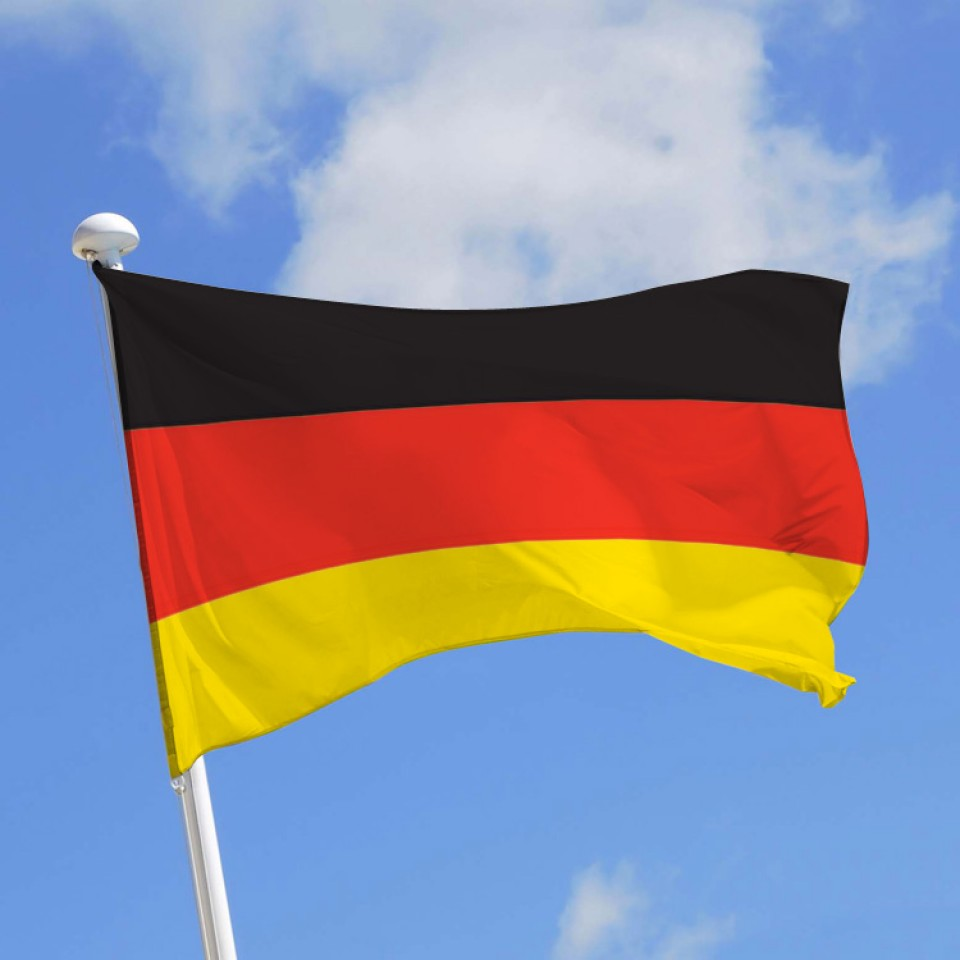 Ich bin deutsch !
